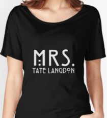 mrs. tate Women's Relaxed Fit T-Shirt