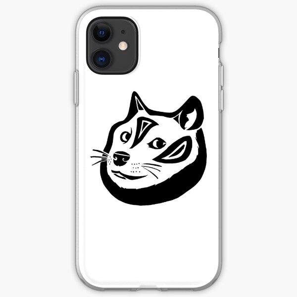 Tribalish Doge iPhone Soft Case