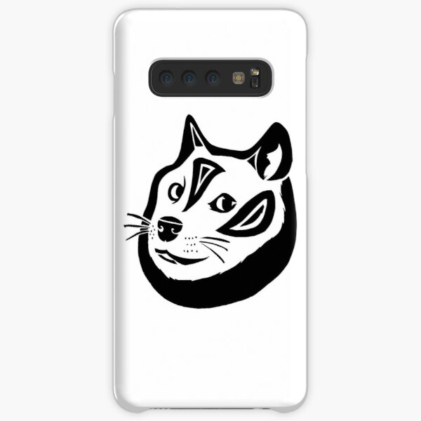 Tribalish Doge Samsung Galaxy Snap Case