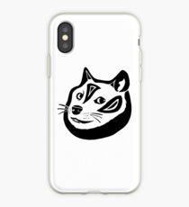 Tribalish Doge iPhone Case