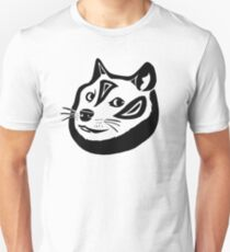 Tribalish Doge Slim Fit T-Shirt