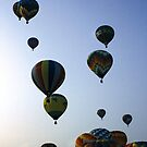 Up, Up and Away by Jill Sprague