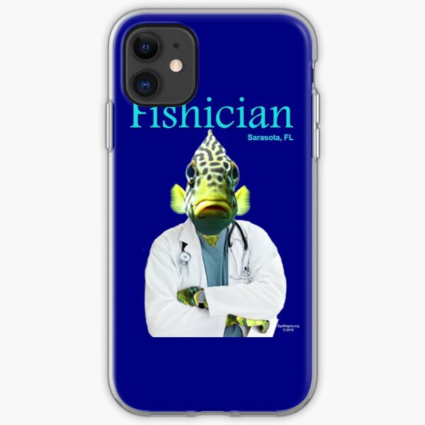 Fishician iPhone Soft Case