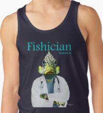 Fishician Tank Top