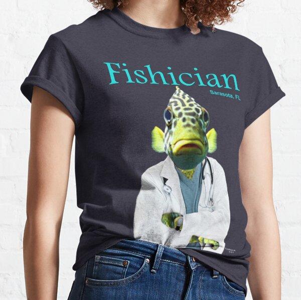 Fishician Classic T-Shirt