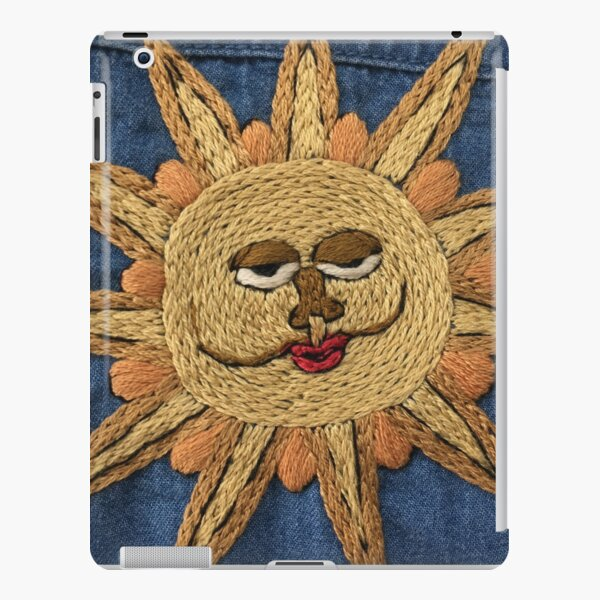 Smiling Sun iPad Snap Case