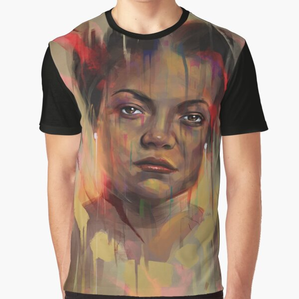 What are you drawing Ryan? // 392. Eartha Graphic T-Shirt