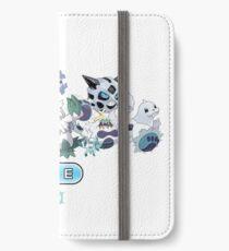 Ice-Type Pokemon iPhone Wallet/Case/Skin