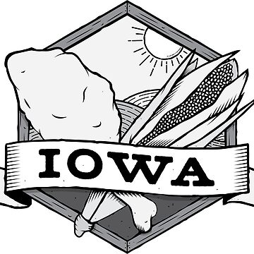 Iowa Agriculture by HolidayShirts