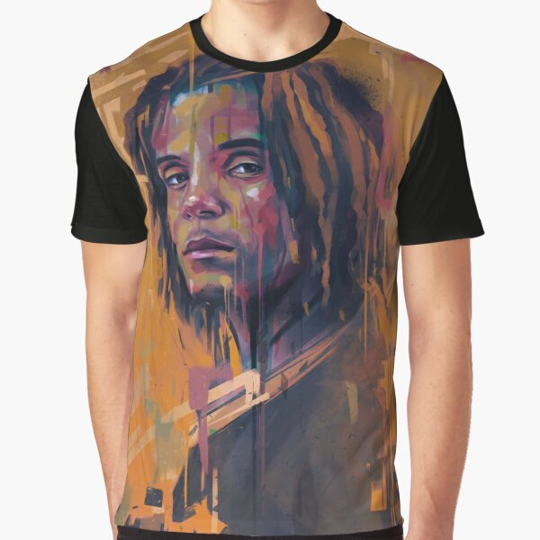 What are you drawing Ryan? // 402. Akala Graphic T-Shirt