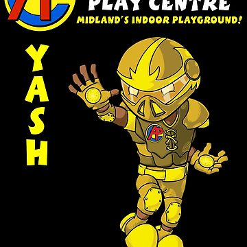 0058 - Yash - Action Play Centre - APCrew by MikePHearn