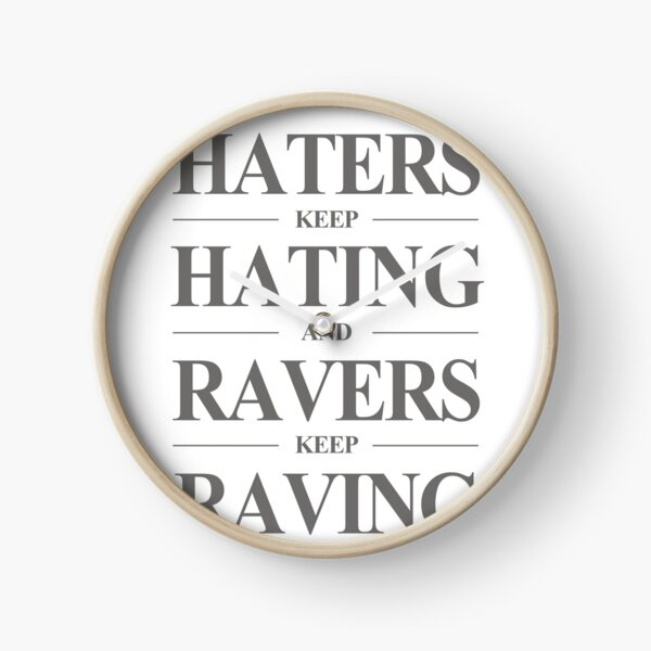 Keep Raving #1 Uhr