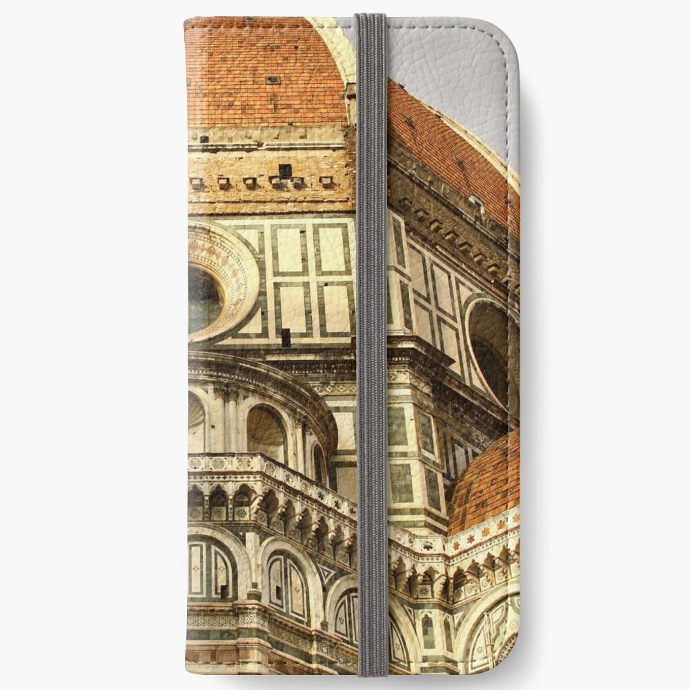 Florenz Duomo iPhone Flip-Case