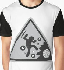 Litecoin Miner Graphic T-Shirt