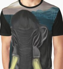 Mammoth Cool Graphic design Graphic T-Shirt