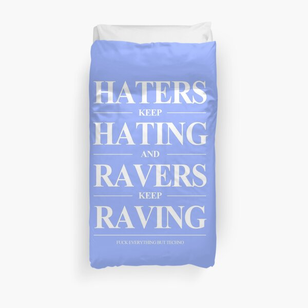 Keep Raving #2 Bettbezug