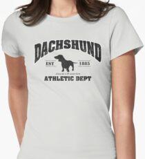 Dachshund Athletic Dept T-Shirt