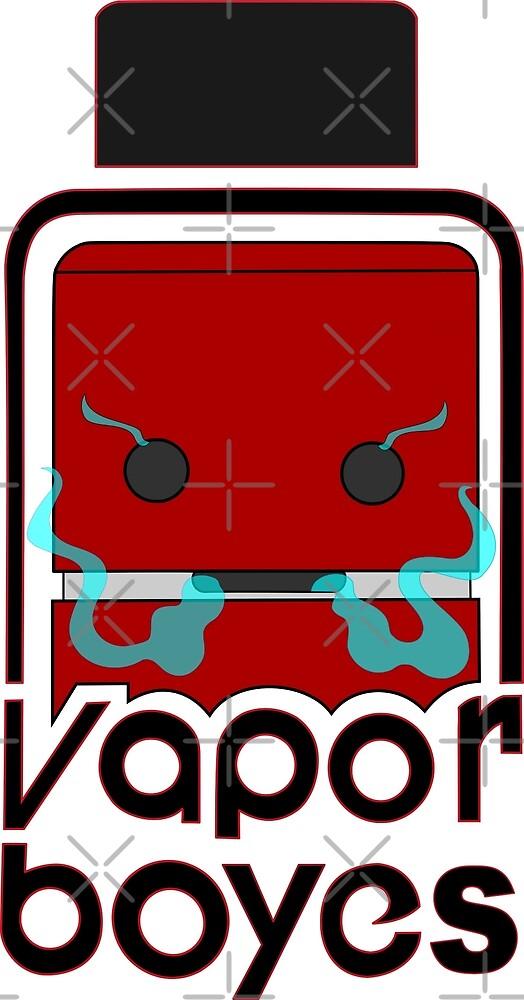 vapor boyes by moonmorph