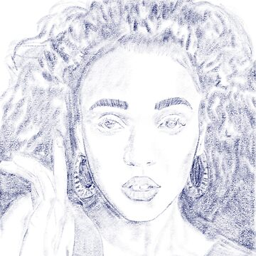 FKA Twigs by divinefemme