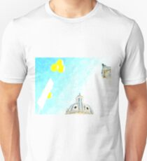 Rome: Dome with ballons Unisex T-Shirt