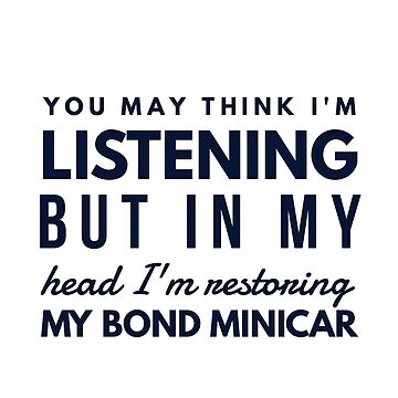 Bond minicar by Amisdelamer