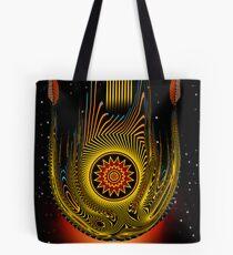 Traveling Star Tote Bag