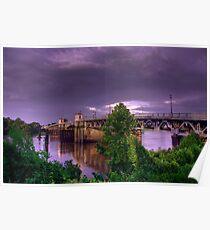 Lea Joyner Memorial Bridge Poster