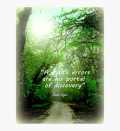 Portal of Discovery Photographic Print