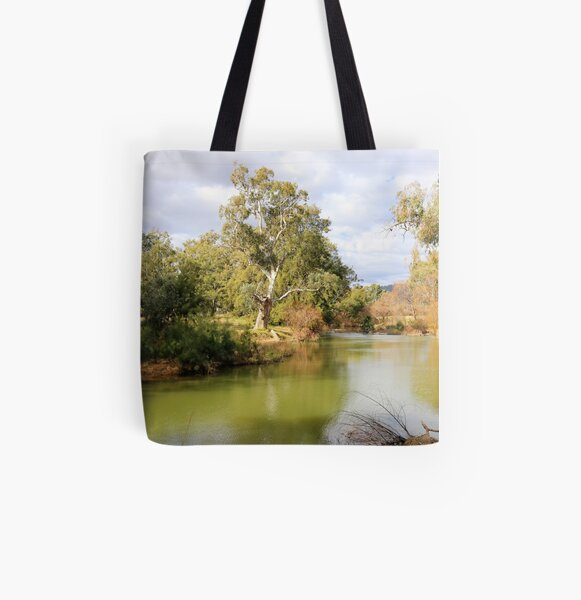 Cudgegong River NSW Australia All Over Print Tote Bag