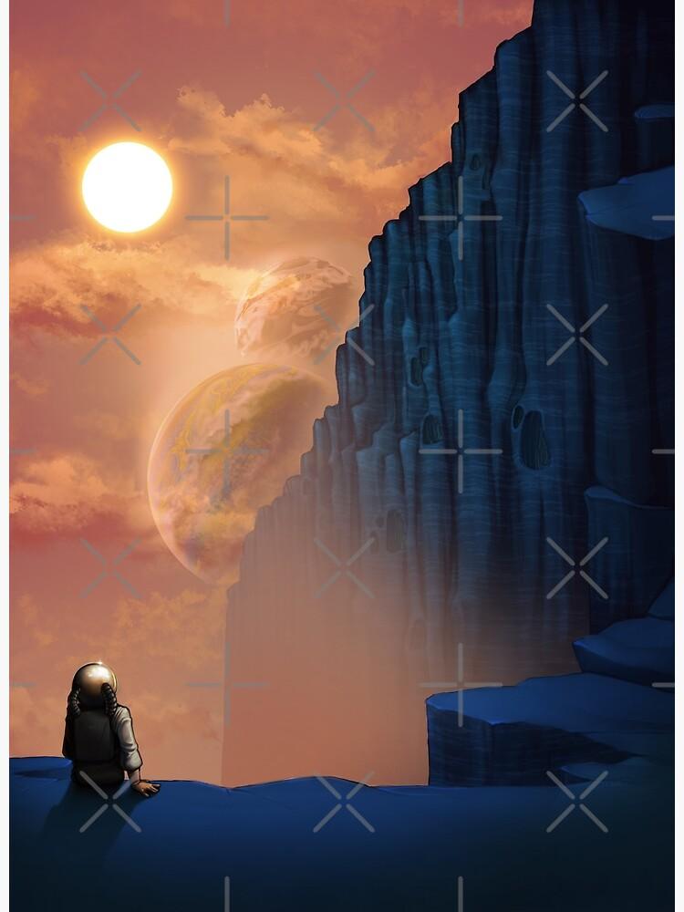 InterPlanetary by aimeecozza
