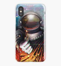 184, Let's Burn It Down iPhone Case