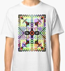 crazy pattern Classic T-Shirt