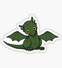 Game of Thrones Rhaegal Sticker
