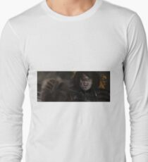 Till the end of the line - Part 1 Long Sleeve T-Shirt