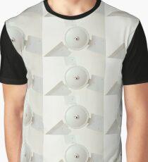 Shades of White Graphic T-Shirt