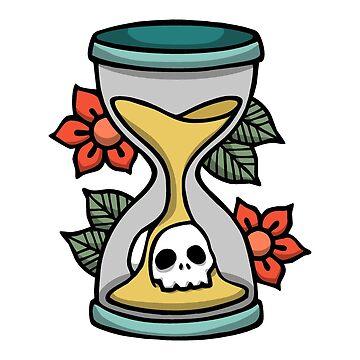 Sweet Tattoo Hourglass by WildSally