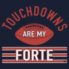 """""""Touchdowns Are My Forte"""" by Victorious"""