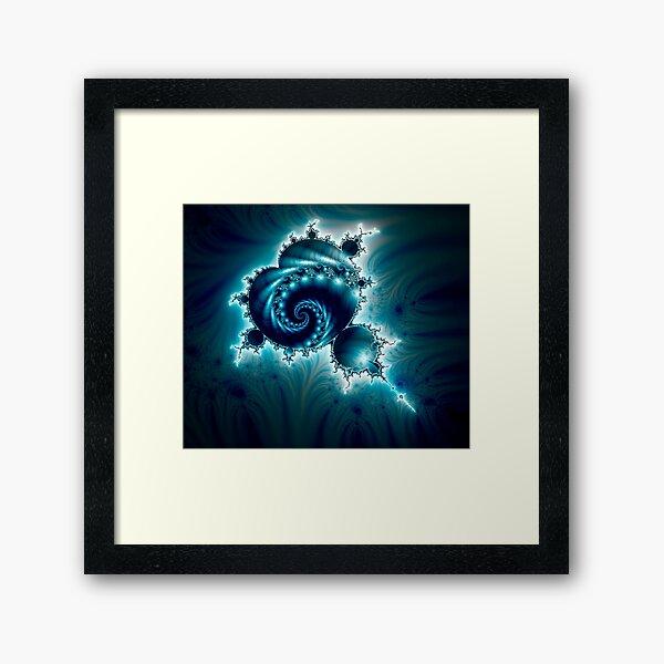 Untitled 2 - The Spiral of Doom Framed Art Print