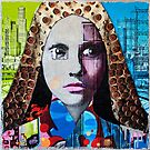 Downtown Girl  by Anyes Galleani