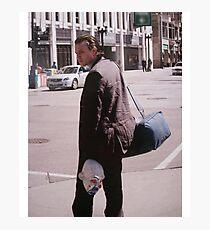 Heath Ledger Photographic Print