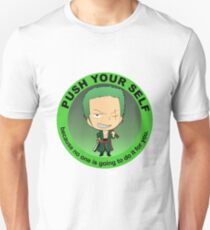 Push your self Cool Graphic Unisex T-Shirt