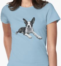 BENDER SHIRT Womens Fitted T-Shirt