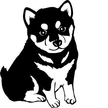 Happy dog by HTaS