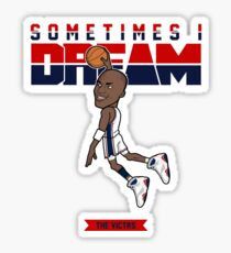 """VICTRS """"Keep Dreamin"""" Sticker"""