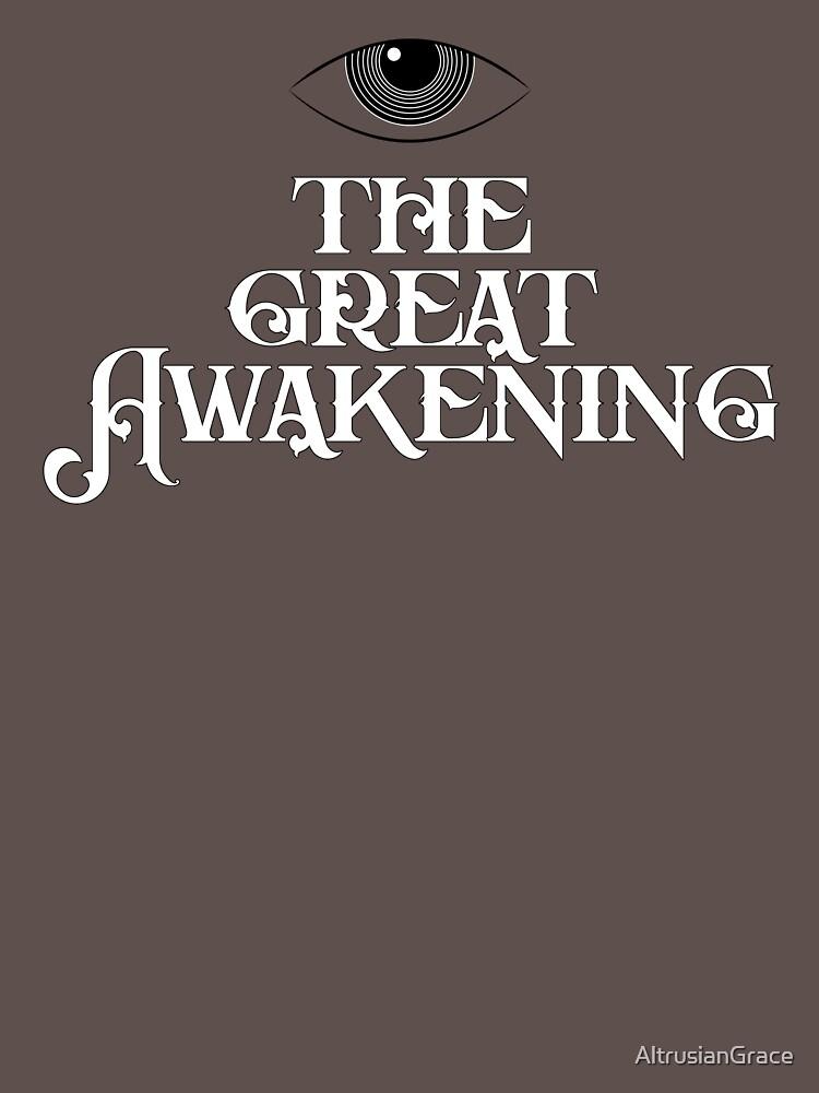 The Great Awakening - #greatawakening Qanon #qanon by AltrusianGrace