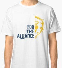 For The Alliance! Classic T-Shirt