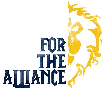 For The Alliance! by ZXMAST3R