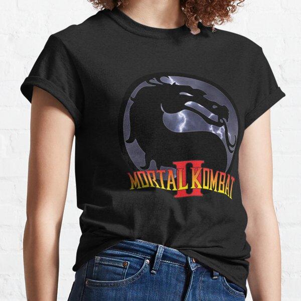 Mortal Kombat II Classic T-Shirt