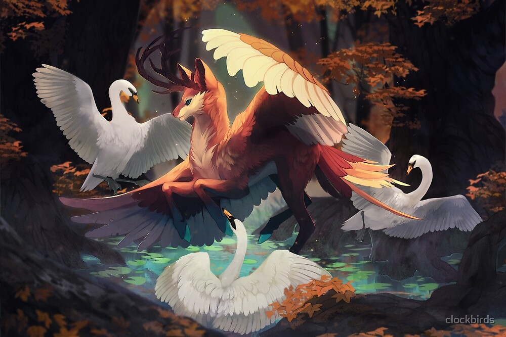 swan song by clockbirds