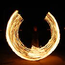 fire poi,  by cool3water